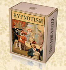 215 Hypnotism Books on DVD - Learn Hypnosis Hypnotist Mind Control Telepathy G4