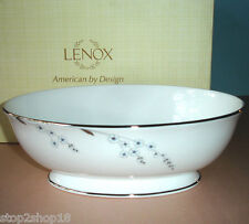 Lenox RUTLEDGE LEGACY Open Oval Vegetable Serving Bowl New Boxed
