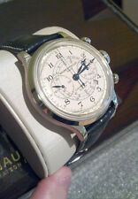 Baume and Mercier Men's Capeland Chronograph Flyback Watch 10006