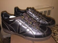 Mens Vintage Louis Vuitton Steamer Sneakers from 2007 Dead Stock USA Size 11