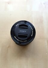 Sony NEX SELP1650 16-50mm F3.5-5.6 Powered Zoom Lens, E-Mount, GST inc, Warranty