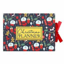 Christmas Planner Book - Planning Gifts - Christmas Cards - Shopping List