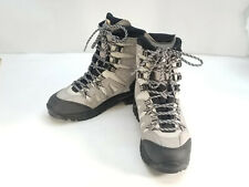 Women's Lowa Baikal GTX Gore-Tex Light Grey Hiking Boots US 7.5 ~ NEAR MINT