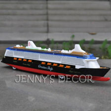 1:1400 Diecast Ship Model Ocean Village Cruise Liner Cruiser Sound&Light toy