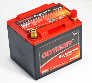 Odyssey battery PC1200T