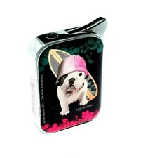 Pug Love Puppy Cigarette Lighter Electronic Gas Refillable Quality Lighter Brand