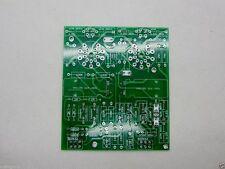 1pc stereo tube tone control Baxandall for 12AX7 ecc83 bare diy pcb