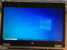 HP Elitebook 8440P Windows 10 Pro, 8GB Ram, 480GB SSD, MS Office