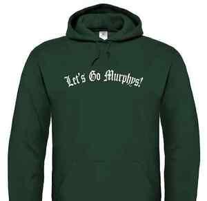 'Let's Go Murphys!' Hoodie inspired by Dropkick Murphys (Irish Folk Punk Hoody)
