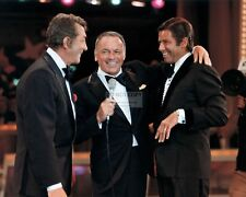 FRANK SINATRA REUNITES DEAN MARTIN & JERRY LEWIS IN 1976 - 8X10 PHOTO (OP-150)