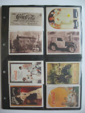 "PANINI CALCIATORI ""The World of Coca-Cola"", pressione fresco set di immagini"
