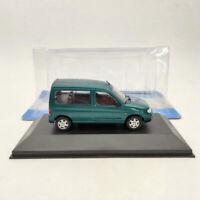 IXO 1:43 Citroen Berlingo Multispace 1999 Green Diecast Models Collection