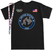 Olympic Judo Tokyo 2020 Summer Olympic Lanyard USA Team T Shirt Tank Top