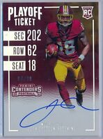JOSH DOCTSON - 2016 Contenders SP Playoff Rookie Ticket AUTO /99  Redskins RC