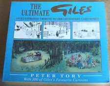The Ultimate Giles: An Illustrated Tribute to the Legendary Cartoonist by...