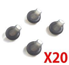 P94P20 NEW Plantronics BACKBEAT 903 903+ 906 EARTIPS EARTIP EAR TIPS TIP SET X20