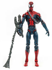 "Marvel Universe House of M SPIDER-MAN 3.75"" 1:18 Action Figure #001 Hasbro 2010"