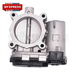 Genuine THROTTLE BODY FOR Mercedes-Benz W176 W246 W242 CLA GLA SLK C300, E300