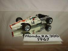 SRC  KIT (built) HONDA RA300 - 1967 JOHN SURTEES No 14 - F1 WHITE 1:43 - NICE