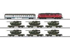 Märklin 26606 Güterzug mit Militärgut der Bundeswehr
