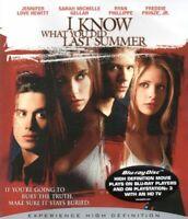 I Know What You Did Last Summer [Blu-ray] [Region Free]