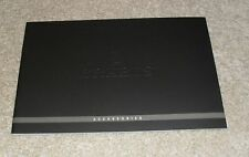 Mercedes Brabus Accessories Brochure 2006 - CLS R S E Class ML