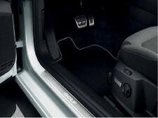 Golf '7' Floor Mat Set (carpet) Premium Textile front & rear Volkswagen Genuine