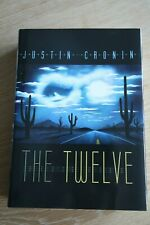 Justin Cronin : The Twelve -  double-signed sketched limited first edition