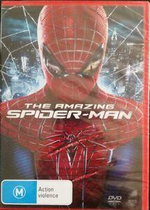 The Amazing Spider-Man (DVD, 2012)