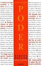 Las 48 Leyes del Poder by Robert Greene and Joost Elffers (2004, Paperback)