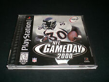"""NFL GameDay 2000 (Sony PlayStation 1) Complete """"Great Condition"""" PS1 PS2 PS3"""