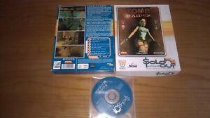 Tomb Raider RARE PC BIG BOX