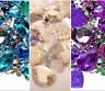 Flat Back Rhinestone Crystal Resin Nail Art Face Gem Craft Festival Diamante AB