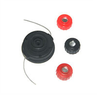 String Trimmer Head Red Bump Knob For Homelite ST155 ST165 ST175 ST275 Weedeater