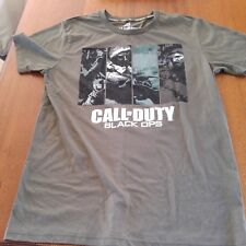 Call Of Duty Black Ops T Shirt M (COD)
