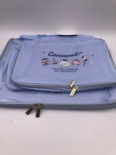 Sanrio Cinnamoroll 3 piece Set Travel Storage Bag Organizer (K1)