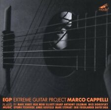 Marco Cappelli - Extreme Guitar Project [CD]