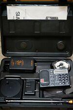 NEAR MINT Sony ICF-SW1 AM/FM spy radio complete and working