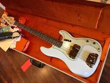 Fender American Vintage '63 Precision Bass Faded Sonic Blue
