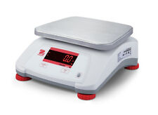 Ohaus Valor V22Pwe6T 6000g 1g Water Resistant Compact Food Scale 2Ywarranty