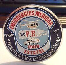 EMERGENCIAS MEDICAS PUERTO RICO Paramedico Emergency Medical First Response EMS