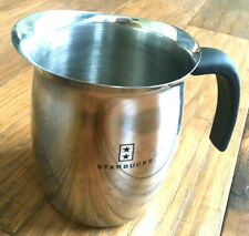 Starbucks Barista Milk Frothing Pitcher Stainless Steel Cappuccino/Latte/Coffee
