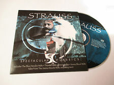 CD Série Spectaculars Classics - Strauss (pochette cartonnée)