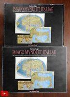 Italy Italia Imago Mundi 1994 scholarly reference set 2 vols illustrated cartogr