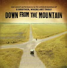 Down from the Mountain [Live] by the Artists of O Brother, Where Art Thou? (CD)