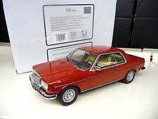 Mercedes Benz 280CE W123 red Limited Edition Otto Mobile 1:18 MIB SHIPPING FREE