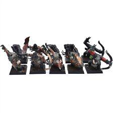 Warhammer Fantasy Orcs & Goblins Arrer Arrow Archer Boyz x 10 Painted