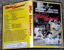 MISTER UNIVERSE - DVD - Jack Carson, Janis Paige