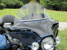 """12""""  WIDE Light Tint  Shield Harley Touring FLH"""