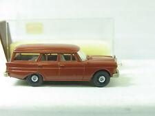 Brekina MB 190 combi marrón embalaje original (r8592)